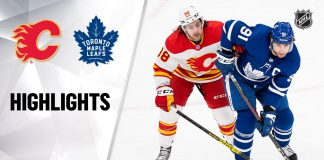 Leafs vs Flames