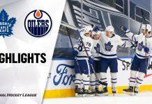 Toronto Maple Leafs Edmonton Oilers