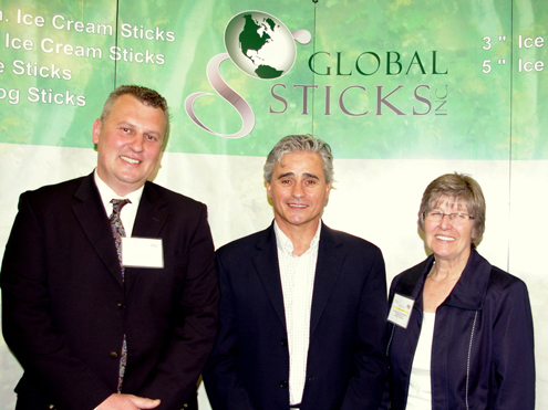 Global Sticks