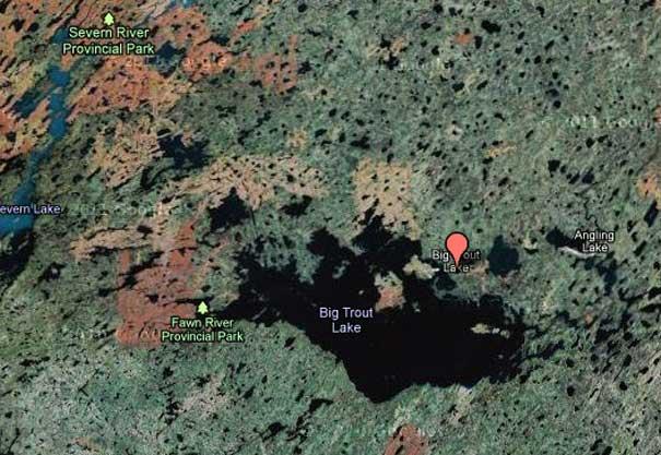 Big Trout Lake