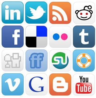 Social Media Internet Cyber Security