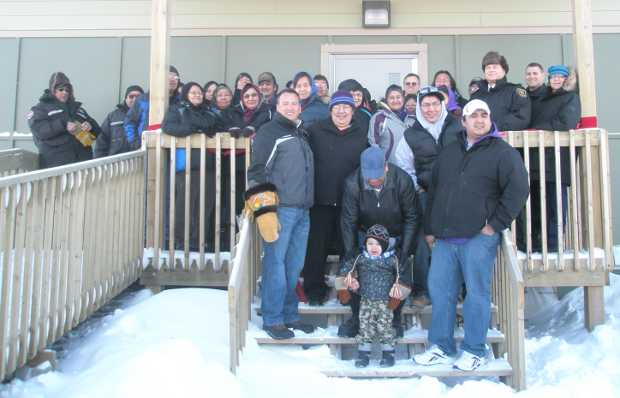 Fort Severn First Nation NAPS