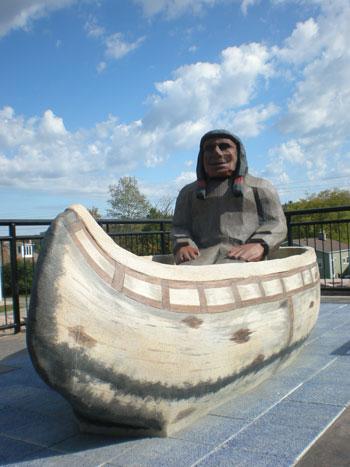 Nipigon's Paddle to the Sea Park