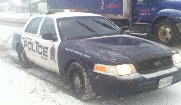 Thunder Bay Police cocaine bust