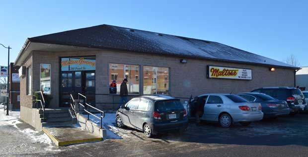 Maltese Grocery in Thunder Bay Ontario