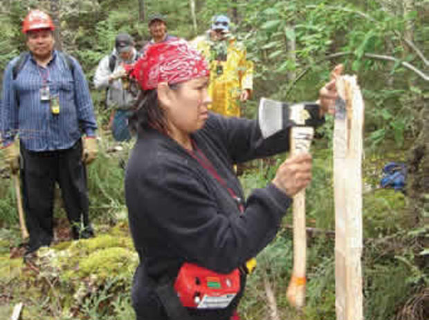 Of concern to many First Nation leaders going forward in an evolving 21st Century mining era, are issues around the environment, social impacts and economic benefits.