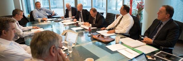 Noront Resources Board of Directors