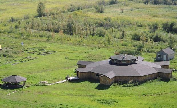 Turtle Lodge, Pine Falls Manitoba
