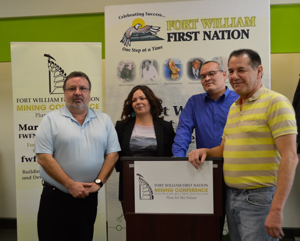Fort William First Nation Mining Conference
