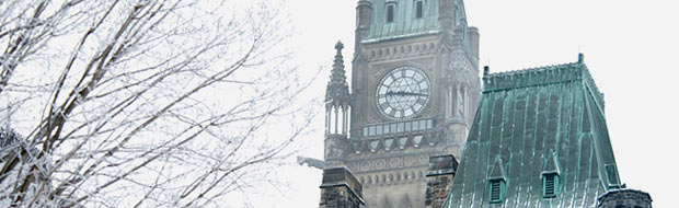 House of Commons Parliament Ottawa