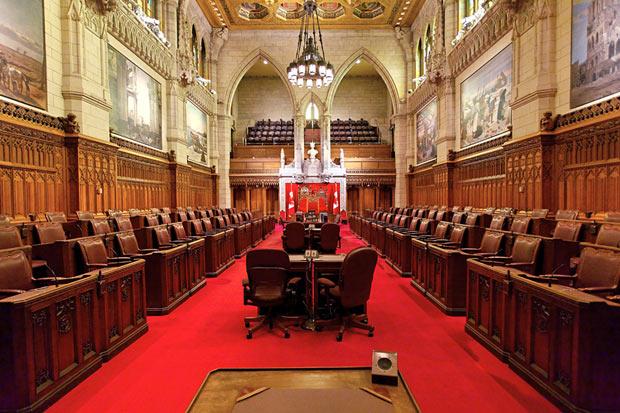 Senate of Canada Scandal engulfs Prime Minister