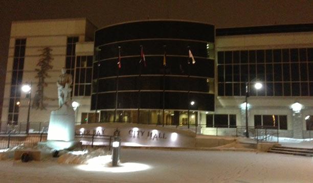 Thunder Bay Housing Starts City Budget Northern Power Thunder Bay City Hall