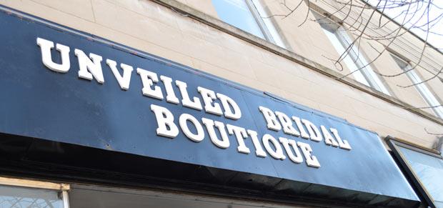 Unveiled Bridal Boutique