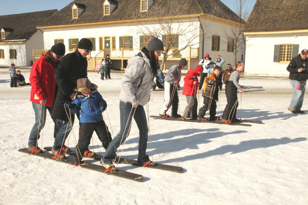 Fort William Historical Park Voyageur Festival