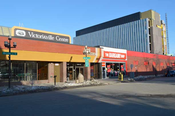Victoriaville Centre