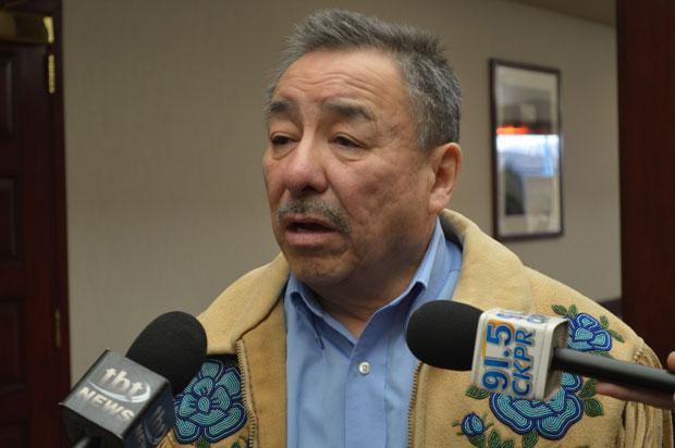 Ontario Regional Chief Stan Beardy is concerned over missing and murdered women.