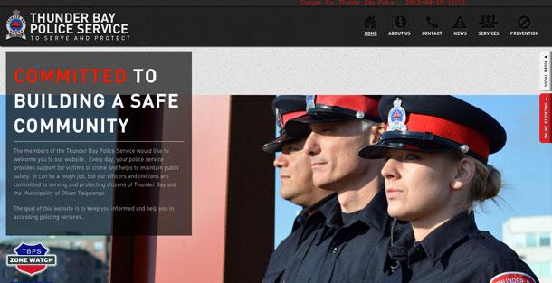 Thunder Bay Police