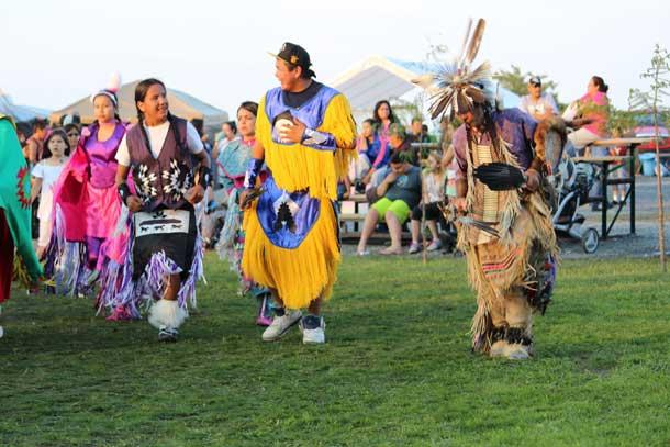 Intertribal Dance