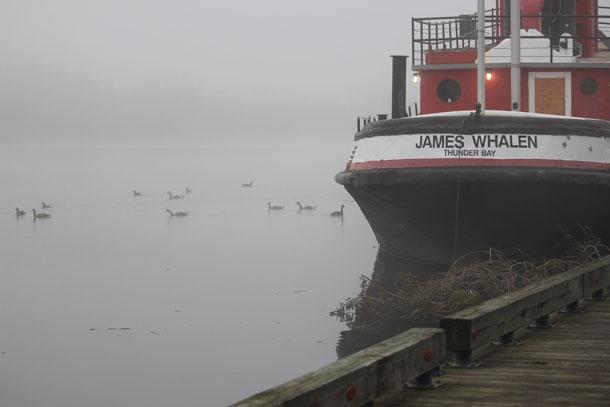 James Whalen at Kam River Park
