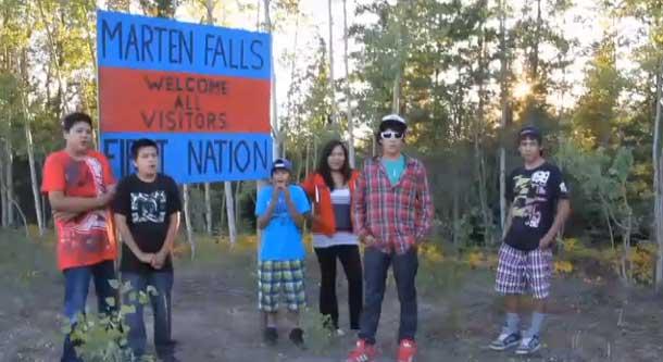 Martin Falls First Nation