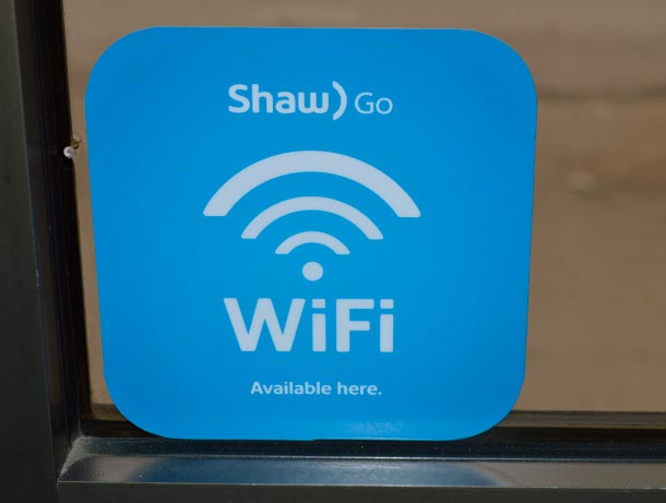 Shaw Go WiFi