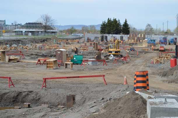 Waterfront Development in Thunder Bay