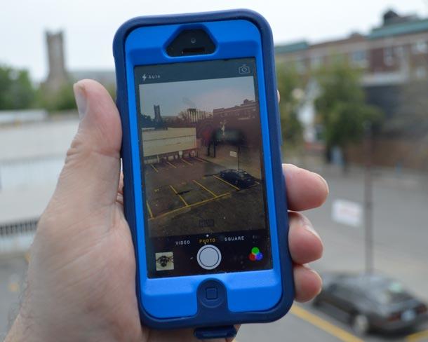 Digital Camera capture