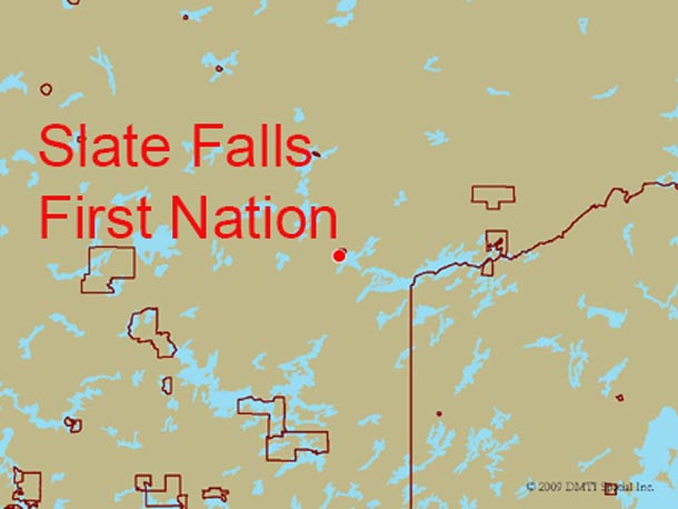 Slate Falls First Nation