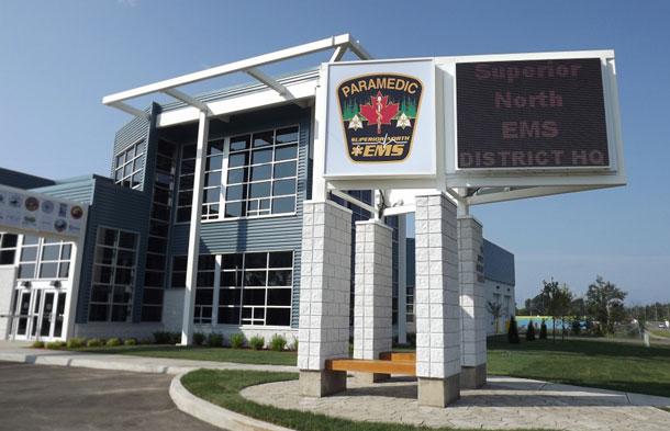 Superior North EMS District Headquarters