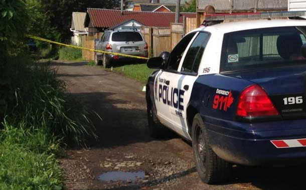 Thunder Bay Police have made an arrest in a Lake Street homicide that happened in July 2013