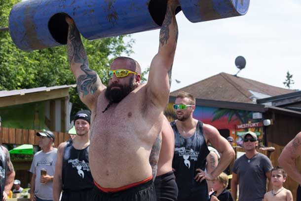 Thunder Bay's Strongest Man