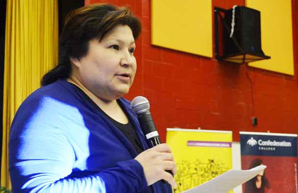 MaryEllen Thomas, Acting CEO Wasaya Group Inc.