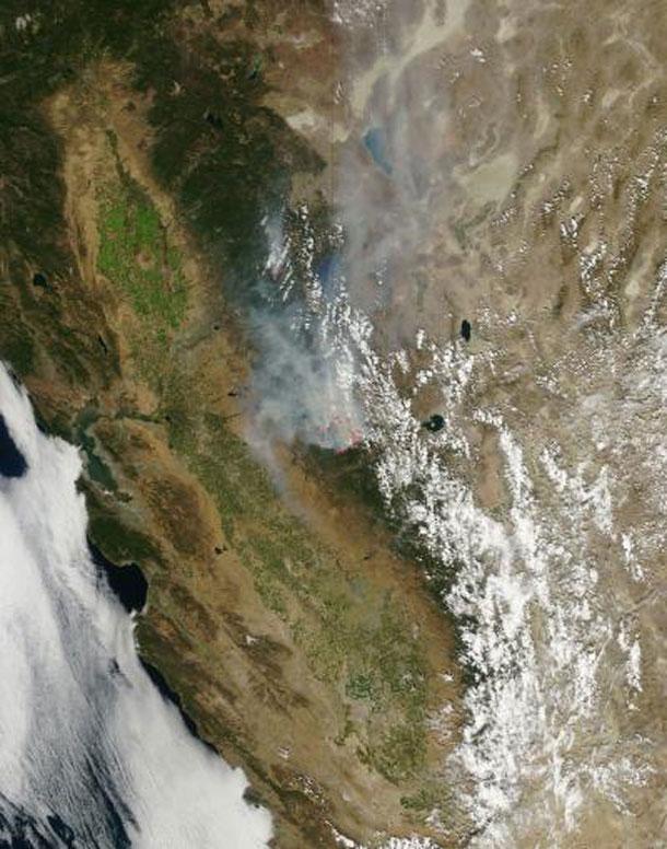 NASA image courtesy Jeff Schmaltz LANCE/EOSDIS MODIS Rapid Response Team, GSFC