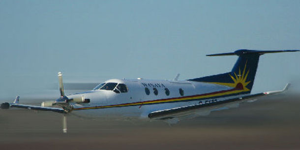 Wayasa Airways has faced serious concerns from many community members in recent months over safety issues.