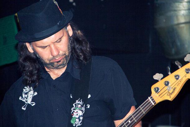 Jamie Guitar Photo by: Dylan McKinnon