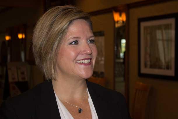 Andrea Horwath New Democcrat Leader