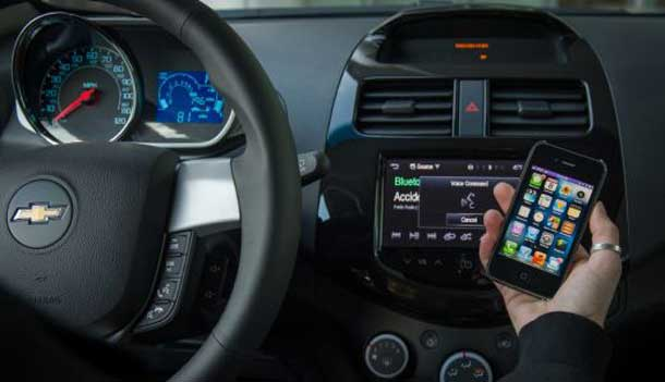 Chevrolet MyLink will be available with Siri, Apple's intelligent assistant that helps get things done just by asking. Siri Eyes Free Integration will be available on the 2014 Camaro, Cruze, Equinox, Malibu, SS and Volt.