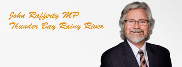 John Rafferty MP