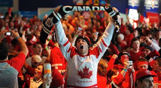 Photo courtesy Canadian Olympic Foundation