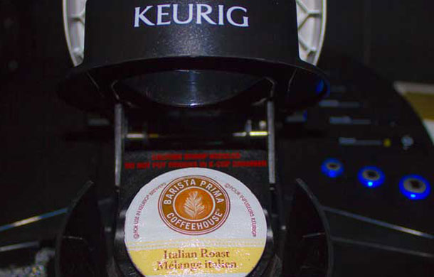 As simple as a single serve coffee k-cup - The digital economy opens opportunity