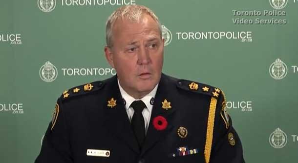 Toronto Chief of Police