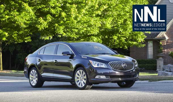 General Motors is offering top safety in their latest designs in the Buick LaCrosse