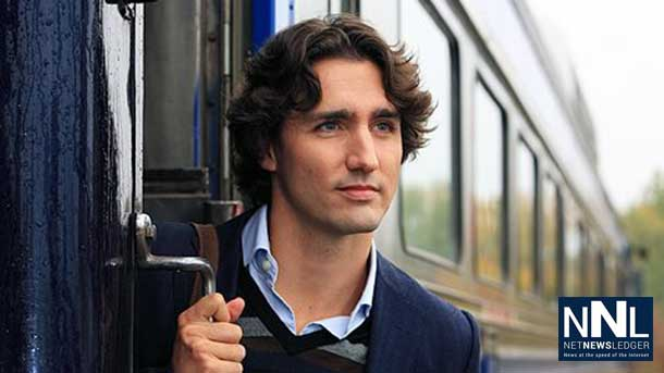 Justin Trudeau and the federal Liberals are climbing in the polls