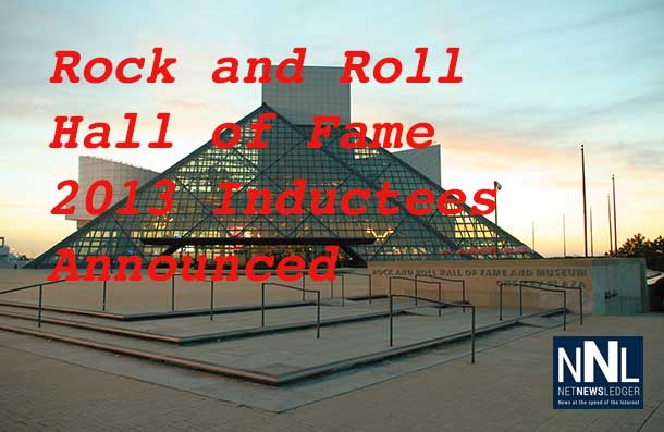 Rock and Roll Hall of Fame inductees announced. Iconic Rockers Kiss finally in the Hall of Fame.