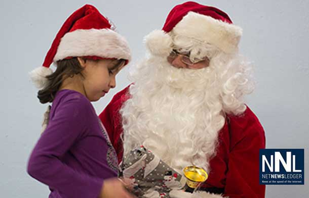 Santa Claus has been cleared for all flights. Transport Canada has advised NNL that all is go for Christmas Eve.