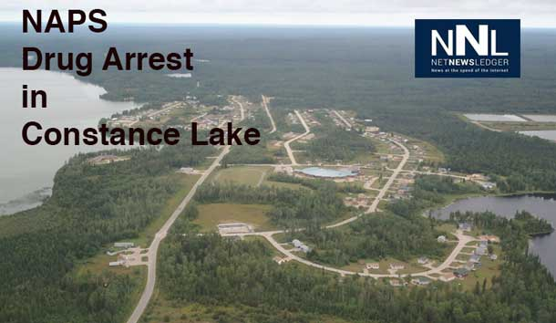 NAPS Makes Drug Arrest in Constance Lake FN.