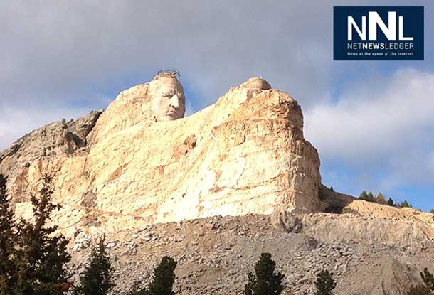"""Perhaps author Chris Hedges said it best, """"there are few resistance figures in American history as noble as Crazy Horse. . . his ferocity of spirit remains a guiding light for all who seek lives of defiance."""""""