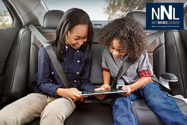 The 4G LTE rollout will bring a built-in Wi-Fi hotspot to most Chevrolet vehicles, which allows passengers to connect their personal devices, such as tablets, to high-speed wireless internet.