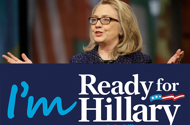Hillary Clinton for President in 2016? It could be...