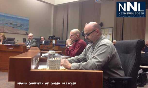 War Memorial concept presented to Thunder Bay City Council.